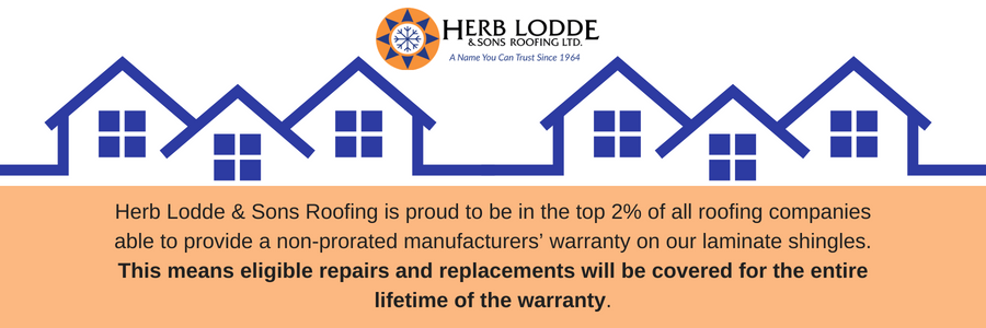 Herb Lodde & Sons workmanship warranties